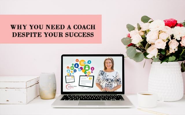 Why You Need A Coach Despite Your Success