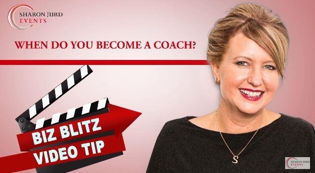 When Do You Become A Coach