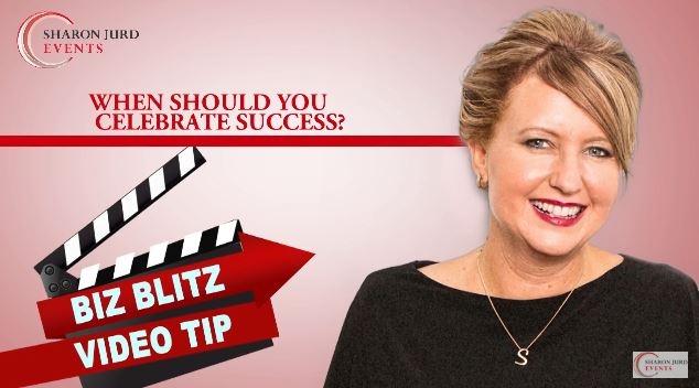 When Should You Celebrate Success?