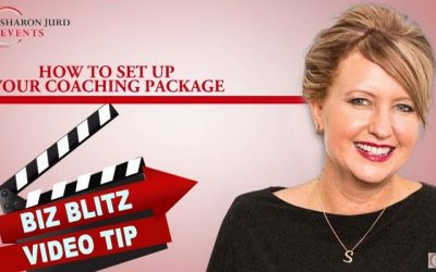 How To Set Up Your Coaching Package