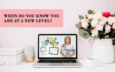 When Do You Know You Are At A New Level?