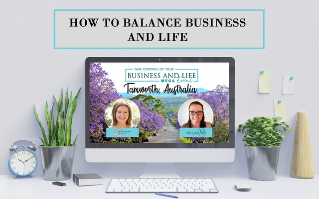 How to balance business and life