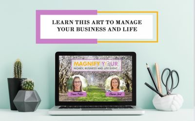 Learn This Art To Manage Your Business and Life