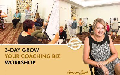 3 Day Grow Your Coaching Biz Workshop