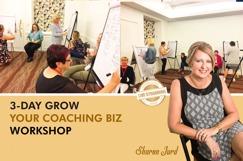 3-Day Grow your Coaching Biz Workshop