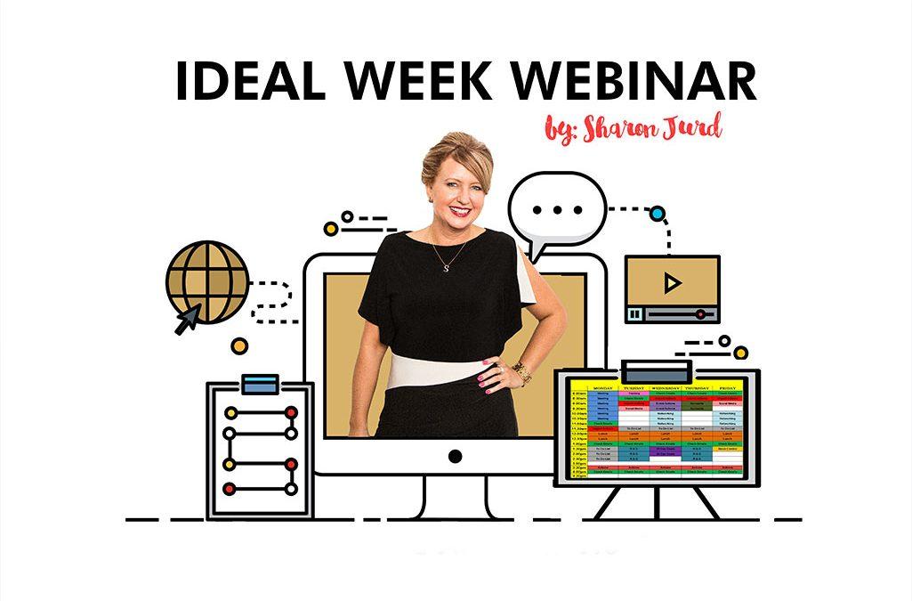 Ideal Week Webinar