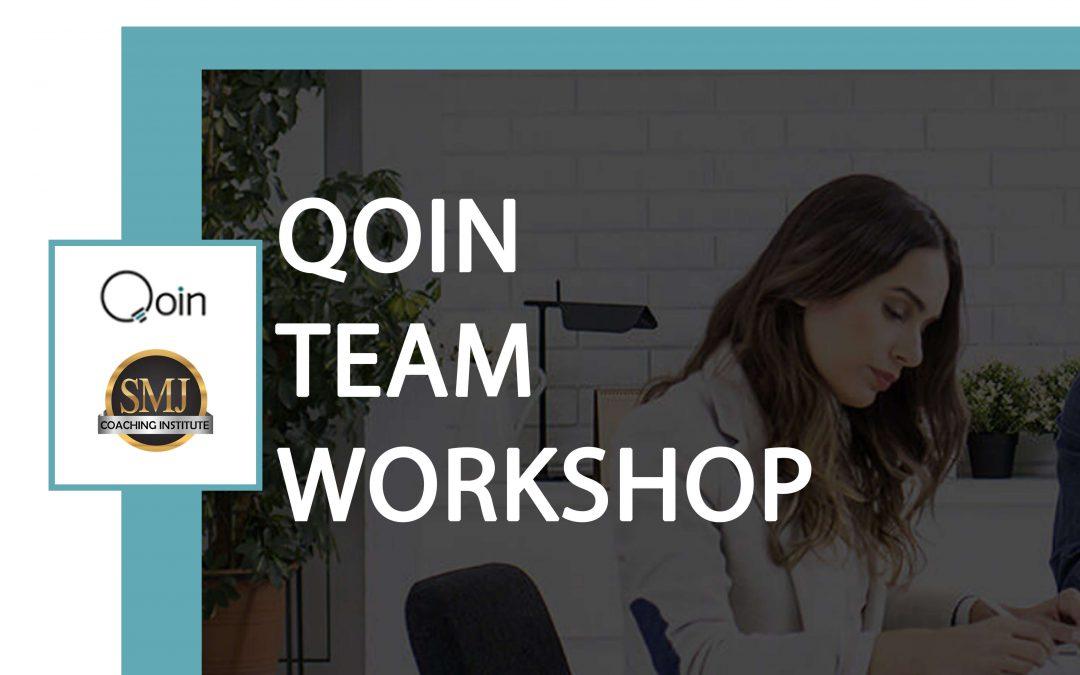 Qoin Workshop with Ed Madigan & Team
