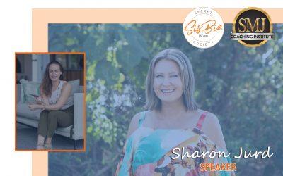 Secret SISINBIZ Society – Sharon Speaking